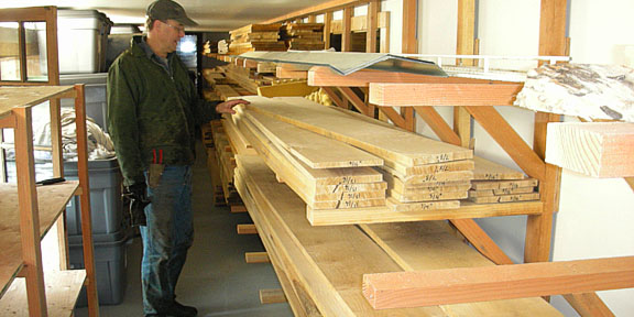 Lumber Showroom